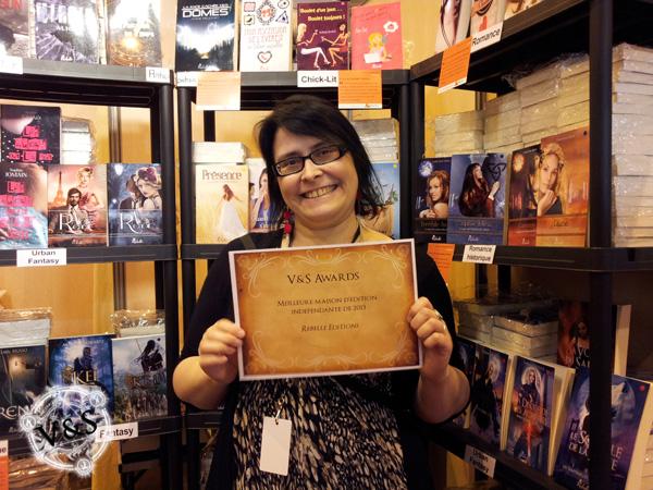 Prix de la Meilleure maison d'édition indépendante en 2014