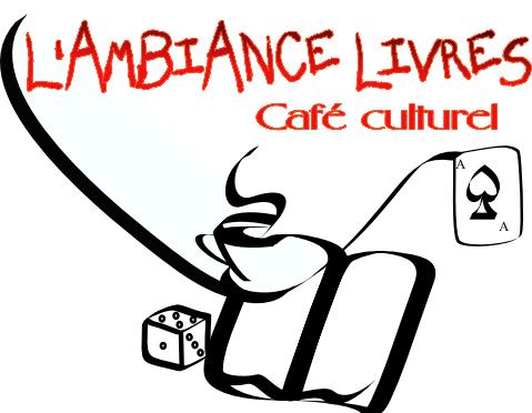 Cafe culturel l ambiance livres d3ca187cc35c4e24bc4ee2f09eee0255