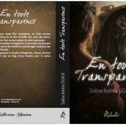 """Achetez """"En Toute Transparence"""" via Rebelle Editions"""